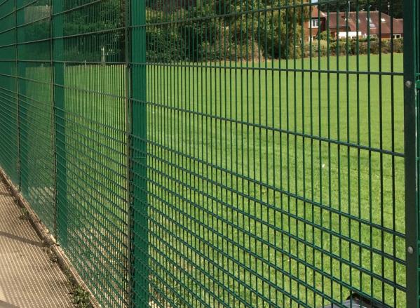 868 Rebound Mesh Fencing Contractors Essex 868 Rebound