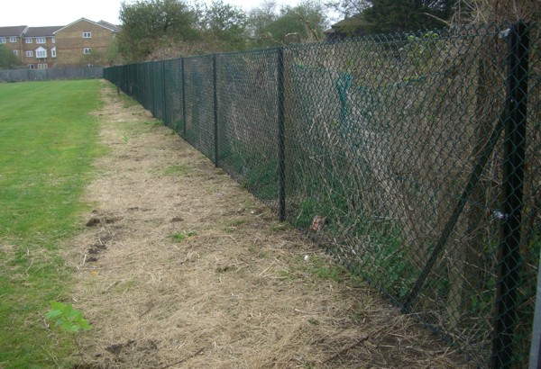 Chain Link Fencing, Security Fencing Rainham Essex, Industrial Fencing