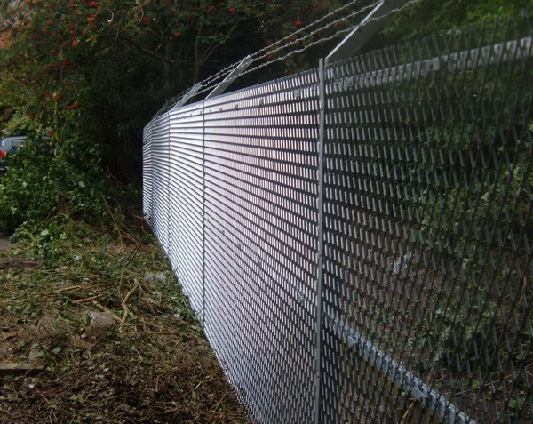 Expamet Fencing, Security Fencing Essex, Industrial Fencing