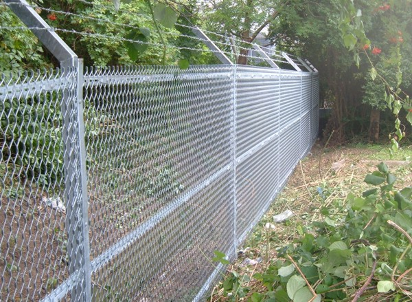 Expamet Fencing, Security Fencing Hainault, Essex, London, Industrial Fencing