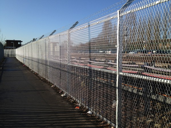 Expamet Fencing, Security Fencing London, Industrial Fencing