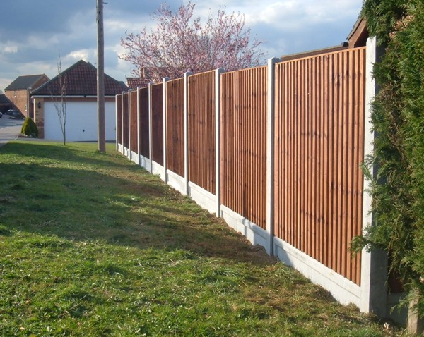 Panel Fencing Company Laindon Essex New Panel Fencing