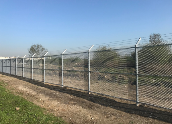 Expanded Metal Fencing Contractor Expanded Metal Fencing