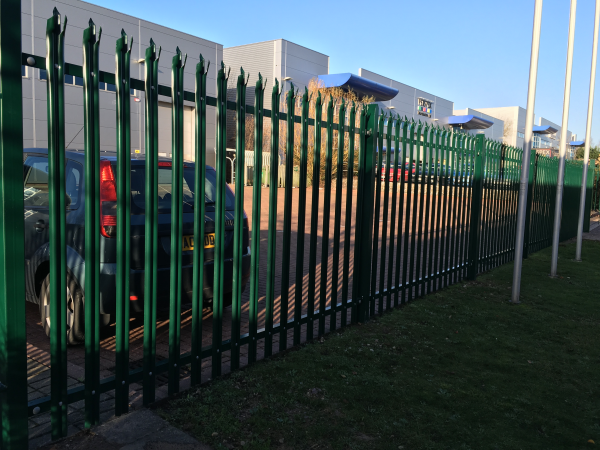 Palisade Fencing Chelmsford Essex