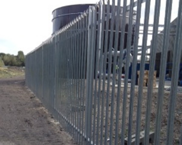 Palisade Fencing Dover Kent