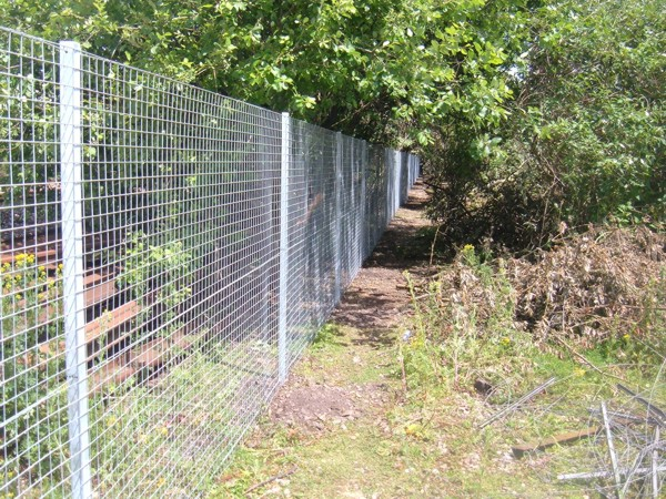 Welded Mesh Fencing Contractors Essex Weld Mesh Fencing