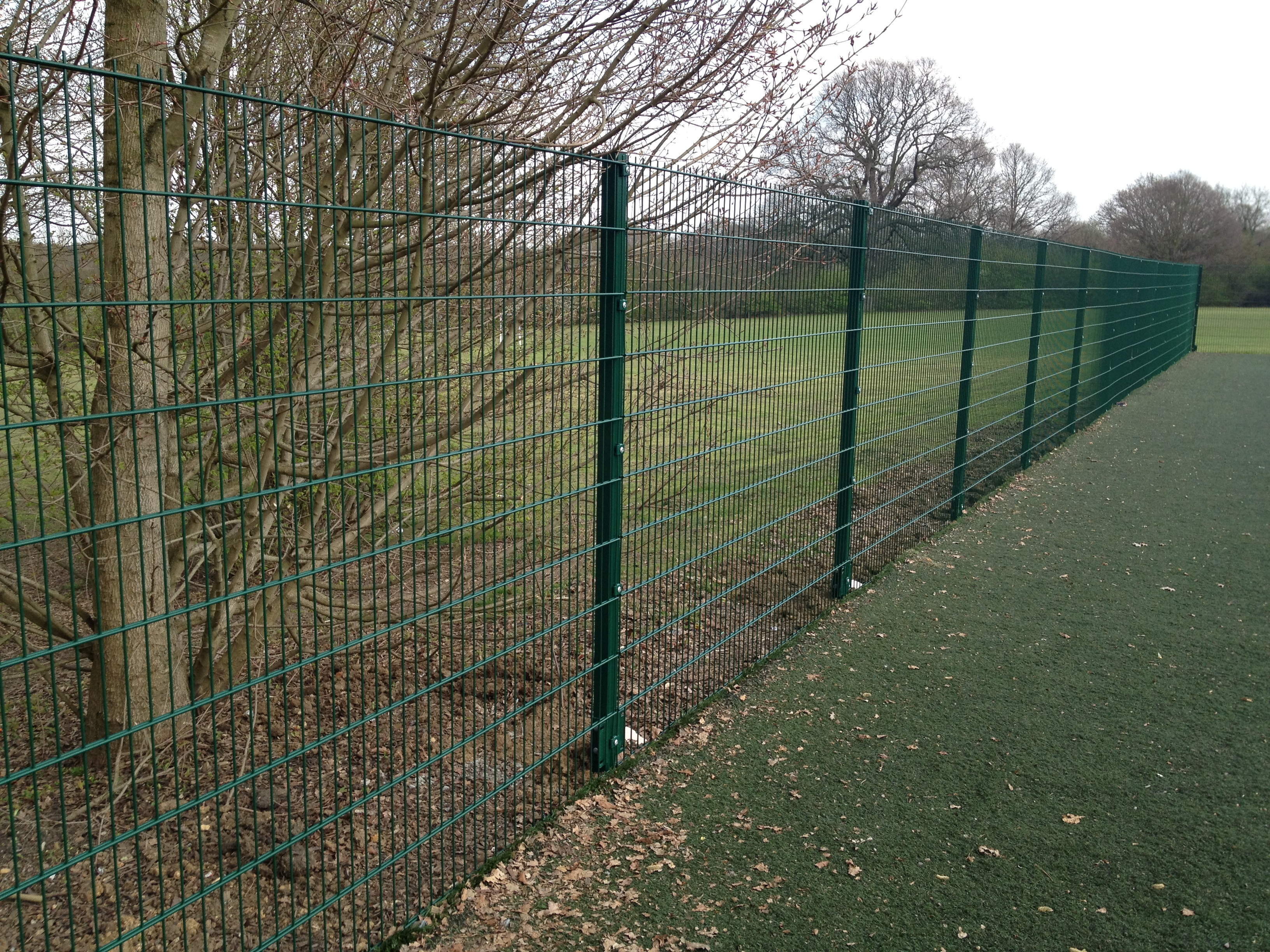 868 Mesh Fencing Contractors Essex 868 Fencing Supplied