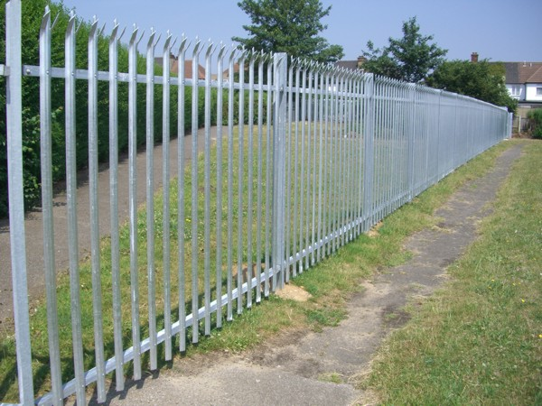 Collinson Fencing Company Essex Palisade Fencing Essex