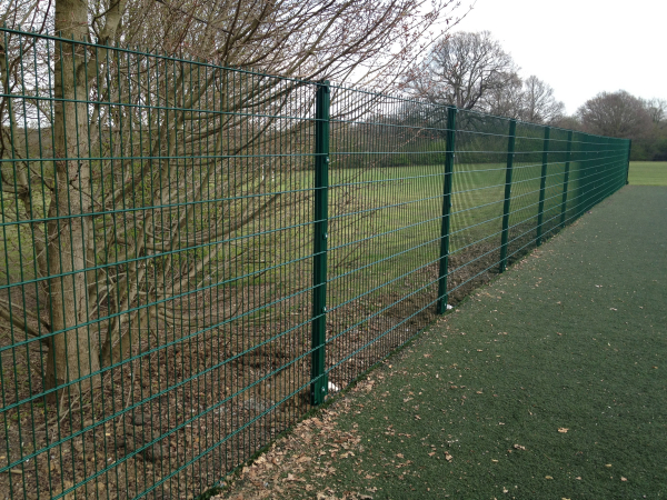 Solar Farm Fencing Supplied And Erected By Collinson Fencing